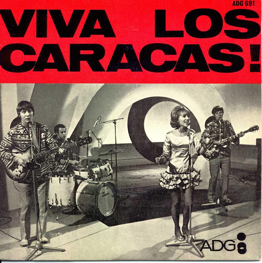 1968 EP Viva Los Caracas